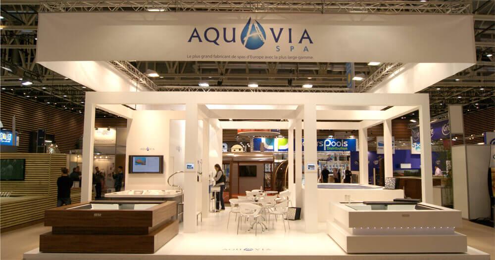 Aquavia Spa estará Presente en el Salón Internacional de la Piscina de Lyon 2014