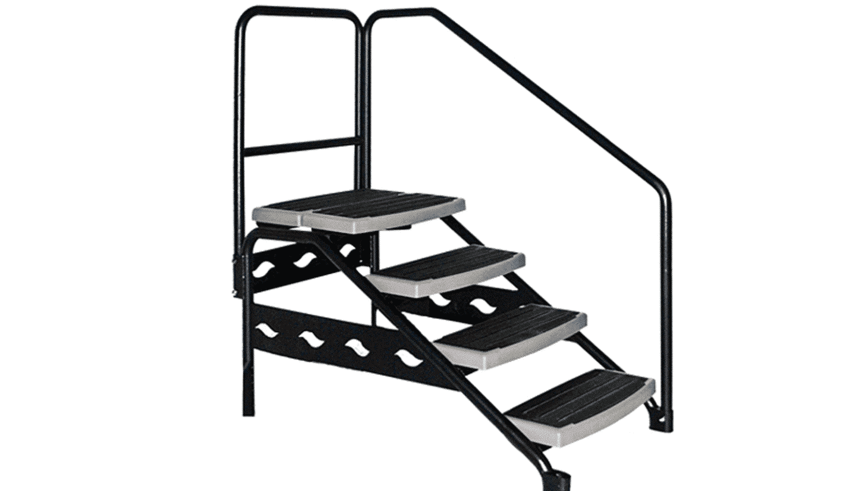 Scaletta di accesso Swimspa