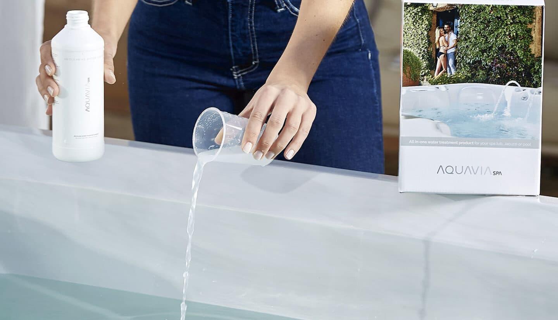 Kit di disinfezione dell'acqua